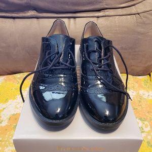 Franco Sarto Iverna Patent Loafers